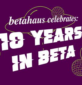 10 Years In beta
