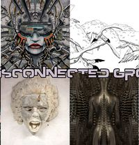 From Comics to Sculpture:  A Disconnected Group [Kunst Show]