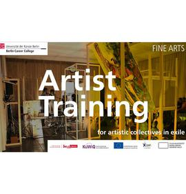 Artist Training FINE ARTS COLLECTIVES II