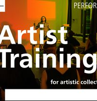 Artist Training PERFORMING ARTS COLLECTIVES I