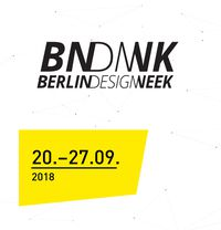 BERLIN DESIGN WEEK IS BACK! CALL FOR ENTRIES