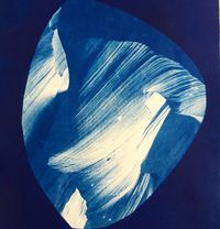 Cyanotype Workshop #10