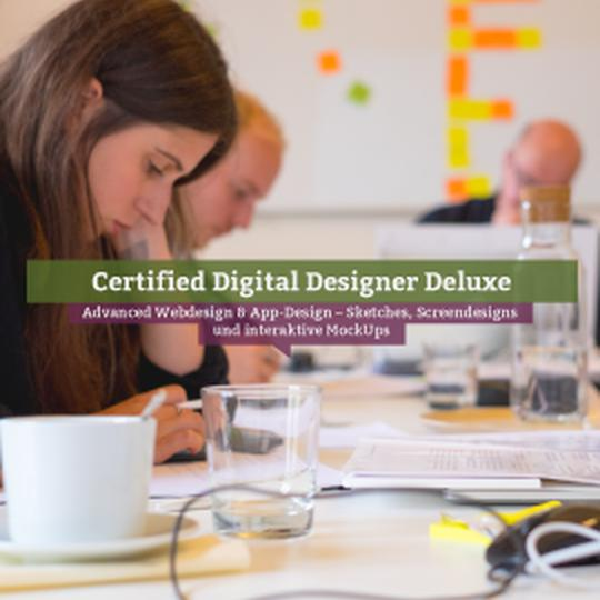 Certified Digital Designer Deluxe