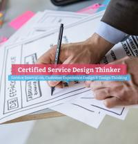 Certified Service Design Thinker