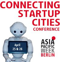 """Connecting Startup Cities"" Conference"