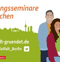 Seminar on entrepreneurship in Berlin in French and English
