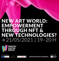 New art world: Empowerment through NFT & new technologies?