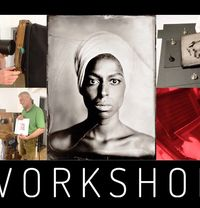 "Collodion Wet Plate Photography ""Magic Portraits"""