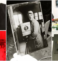 * Magic Portraits * Collodion Wetplate Workshop