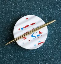 Make your own Terrazzo Pen or Soap Holder !