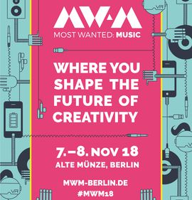 MOST WANTED: MUSIC convention