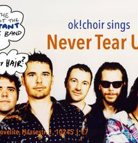 ok!choir February Pop Up: INXS