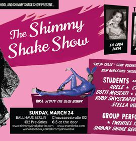 The Shimmy Shake Show