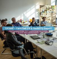 UX360° - Certified UX & Usability Expert