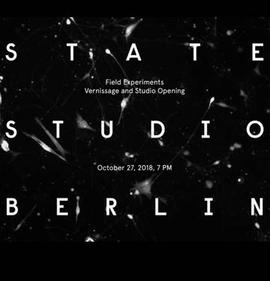 Vernissage Field Experiments und STATE Studio Opening
