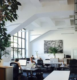 b+office, Coworking in Berlin