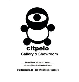 Citpelo Gallery & Showroom, #HOODchillerBerlin