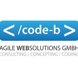 code-b agile websolutions GmbH