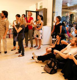 Curatorial Studies Venice, Xac – School for Curatorial Studies