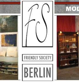 FRIENDLY SOCIETY /, Gallery-Fashion-Designstore & Culturesalon