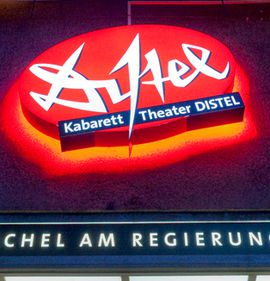 Kabarett Theater DISTEL