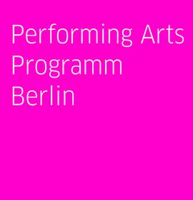Performing Arts Programm (PAP) Berlin