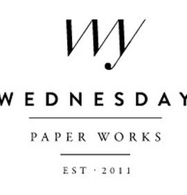 Wednesday Paper Works