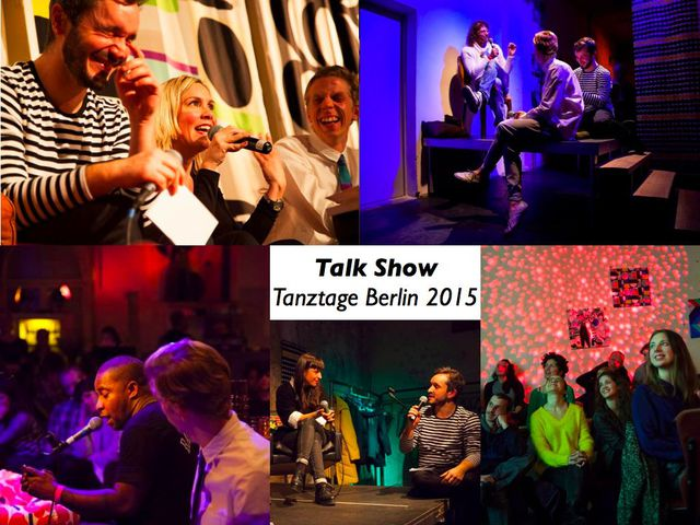 Talk Show: Addressing Fair Dance (2015)