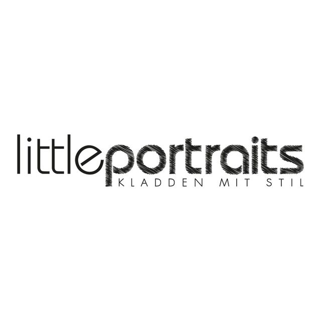 Little Portraits - Kladden mit Stil