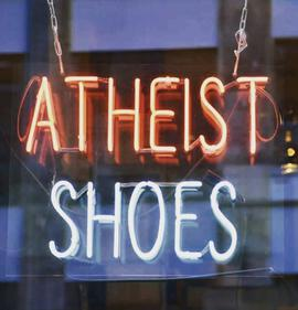 shoes ATHEIST