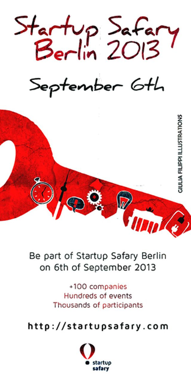 Project for Startup Safary company, Berlin,DE