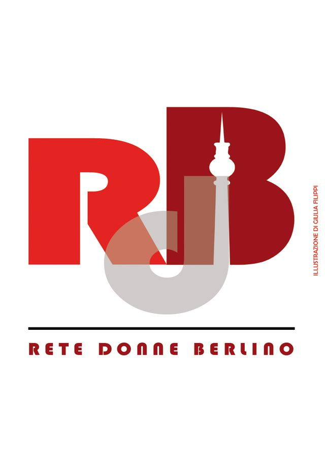 "Logo for ""RETE DONNE BERLINO"" Association"