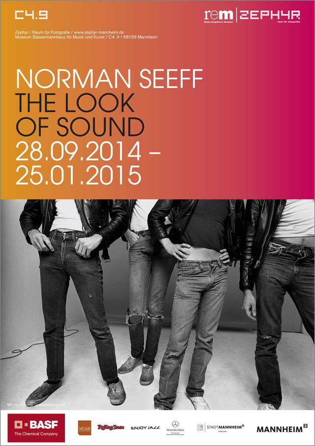 Norman Seeff – The Look of Sound