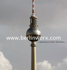 ...coworking that worx... BERLINWORX