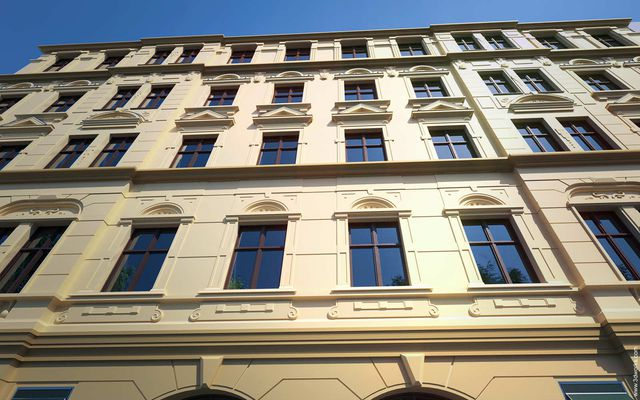 building in prenzauer berg