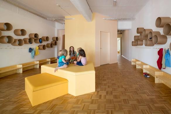 Nathalie dziobek bepler und lilia kleemann kinder sind for Raumgestaltung in der kita
